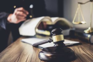 DUI Lawyer preparing for a DUI case